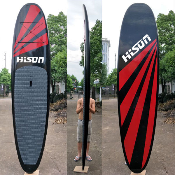 Painting SUP board