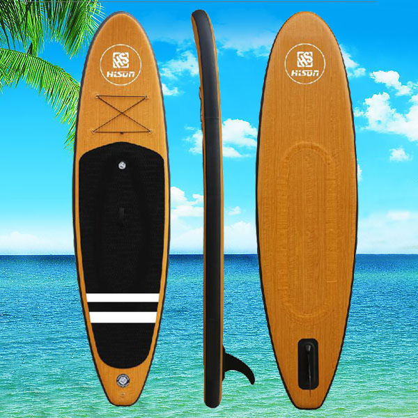 Inflatable paddleboard with Double Chamber